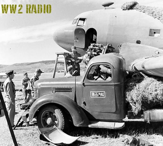 Général Clayton Bissell et 10th Air Force - Birmanie - 1943 160924103258459047