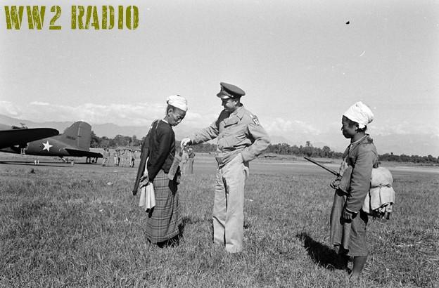 Général Clayton Bissell et 10th Air Force - Birmanie - 1943 160925014318481957