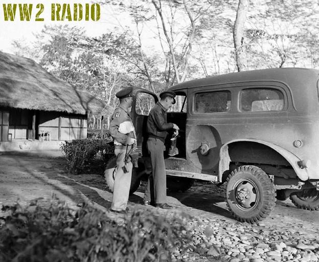 Général Clayton Bissell et 10th Air Force - Birmanie - 1943 160925014320649632