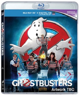 Ghostbusters (2016) poster image