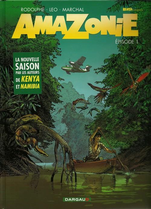 Amazonie - Tome 01 - Episode 1