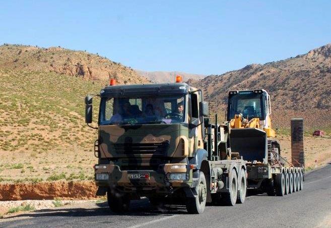 Photos - Logistique et Camions / Logistics and Trucks - Page 5 160928095542675483
