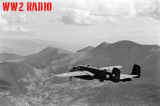BOMBARDIERS - AFRIQUE du NORD - 1943 160928121157473991