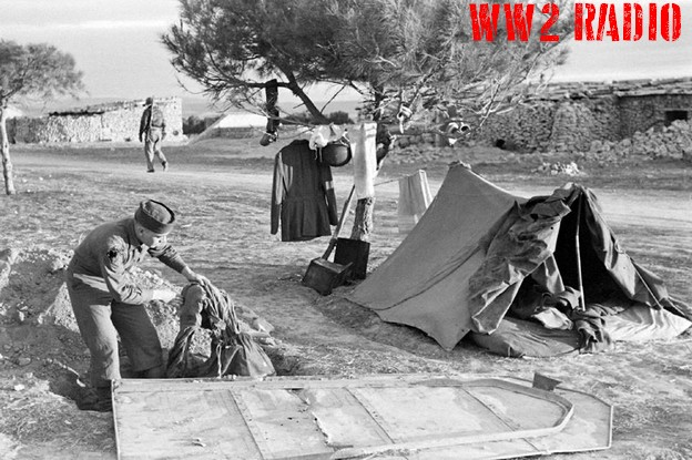 BOMBARDIERS - AFRIQUE du NORD - 1943 160928121159966158