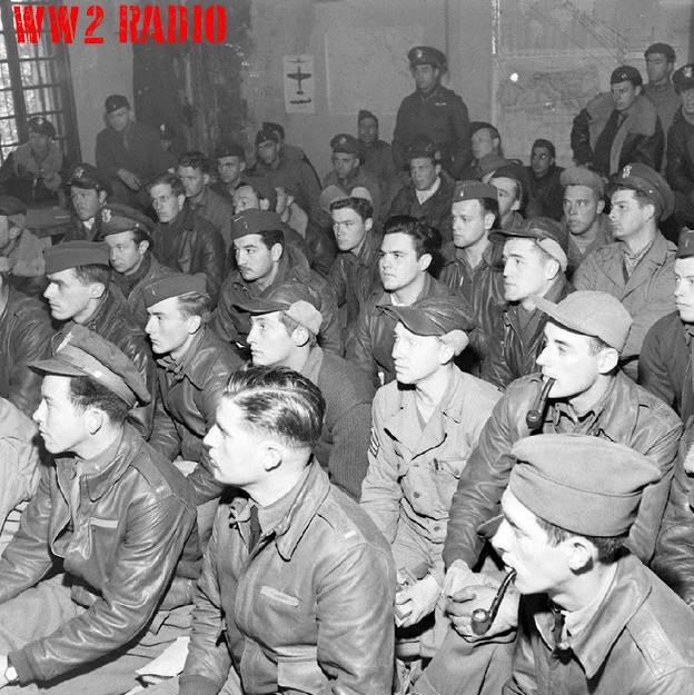 BOMBARDIERS - AFRIQUE du NORD - 1943 160928121200809767