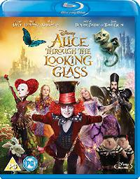 Alice Through the Looking Glass (2016) poster image