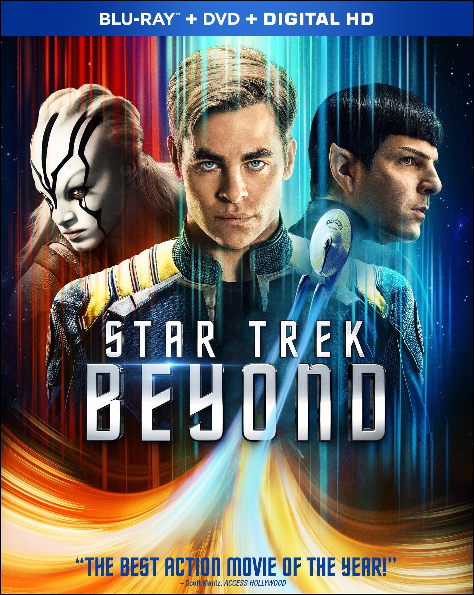 Star Trek Beyond (2016) poster image