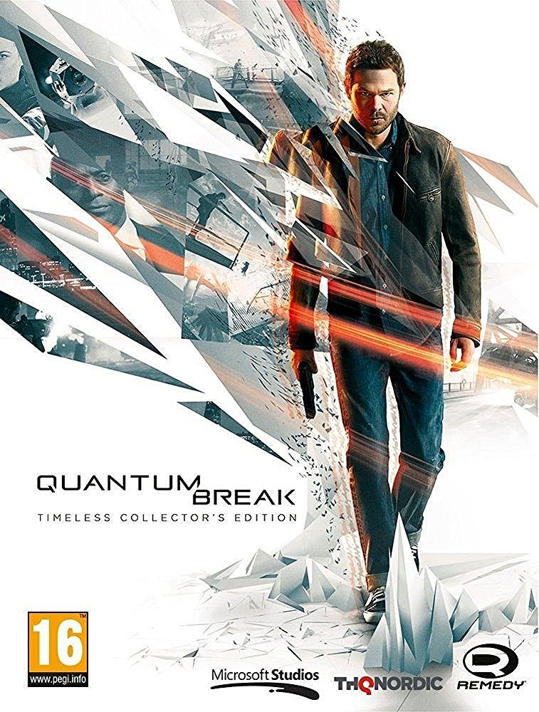 Poster for Quantum Break