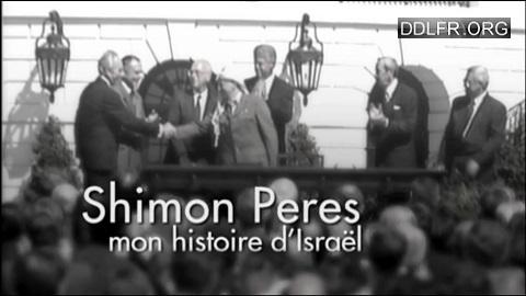Shimon Peres, mon histoire d'Israël