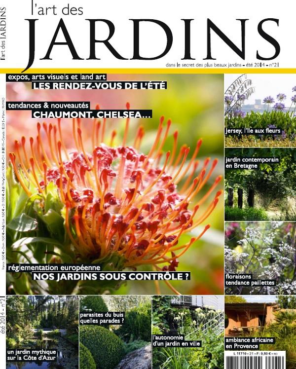 L'Art Des Jardins N°21