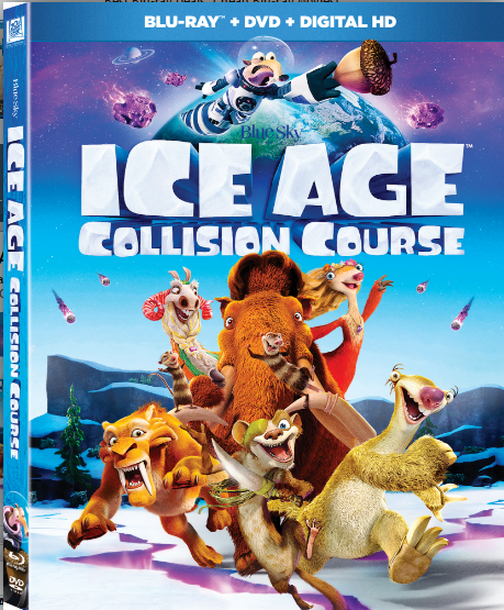 Ice Age: Collision Course(2016) poster image