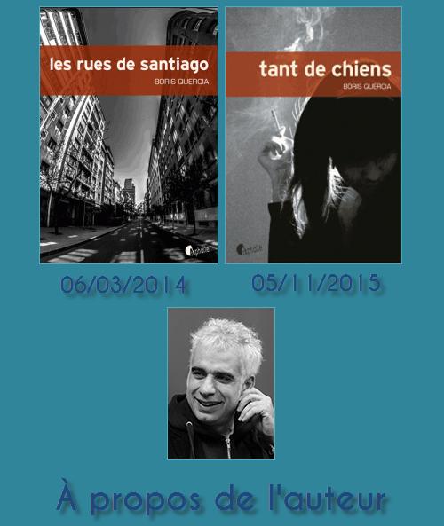 Quercia, Boris - [Santiago Quiñones] T 1, T2 [Asphalte]