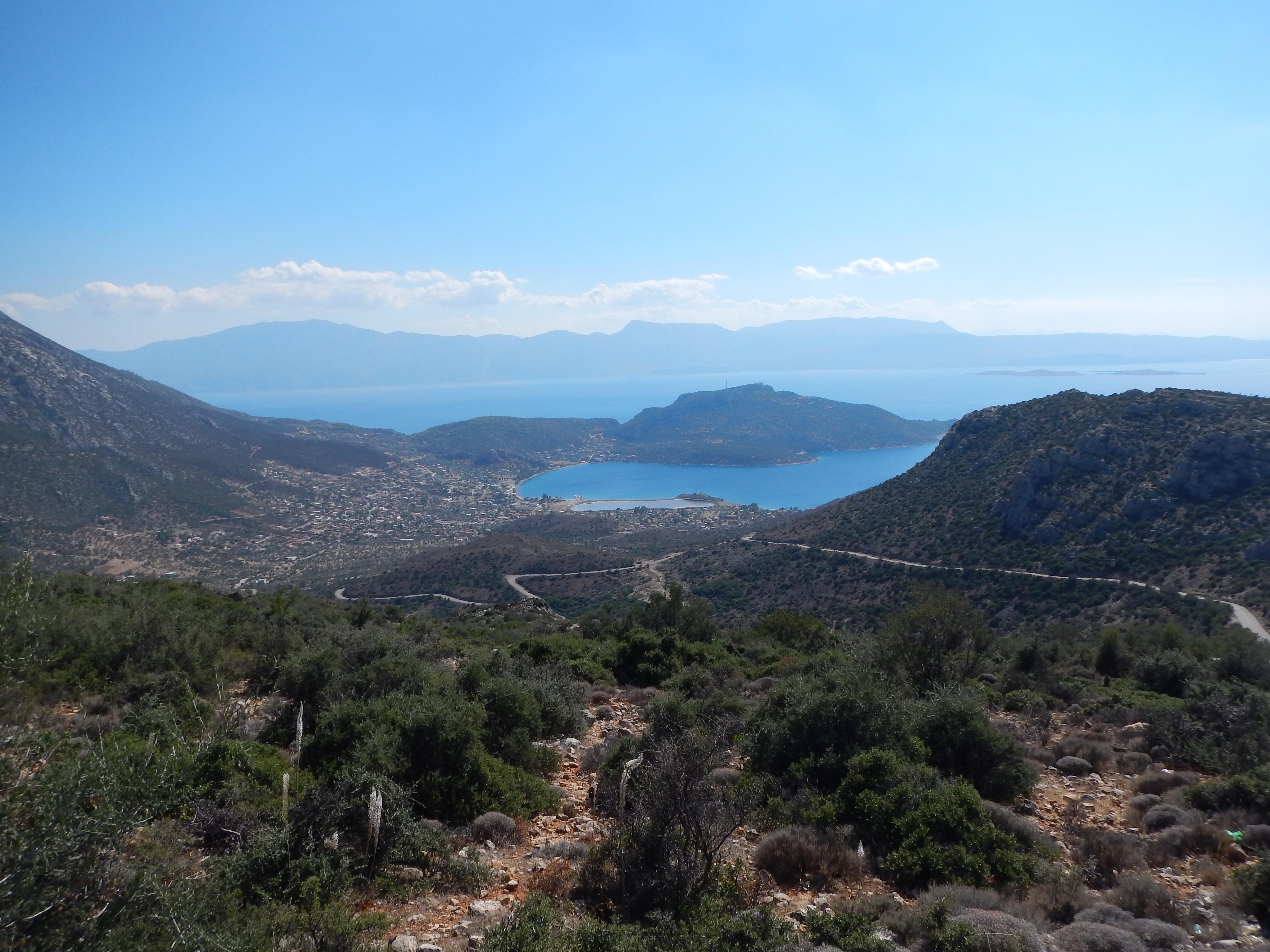 Grèce - Destination Météores par trail rando 161003040530952186