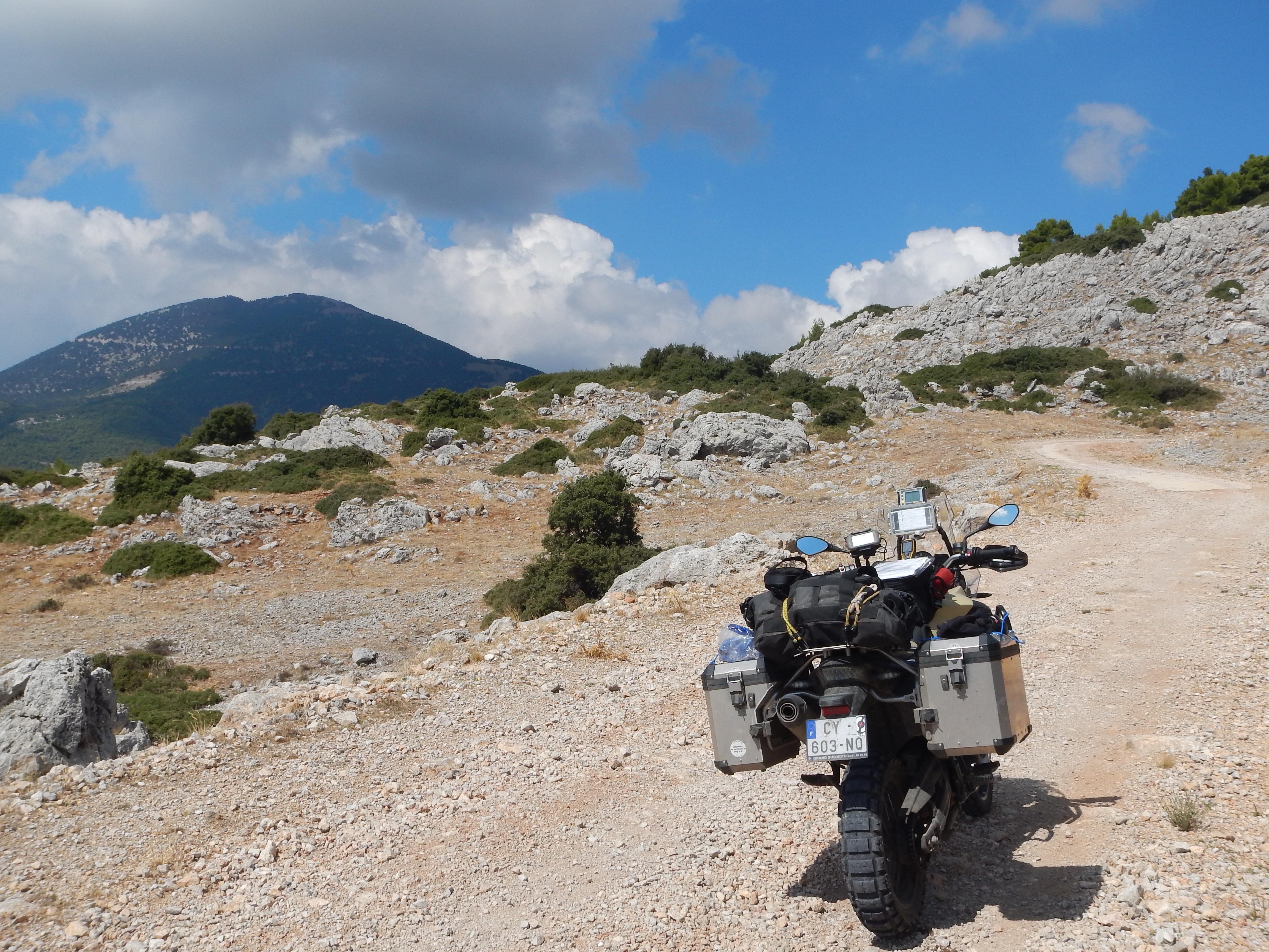 Grèce - Destination Météores par trail rando 161003040632935838