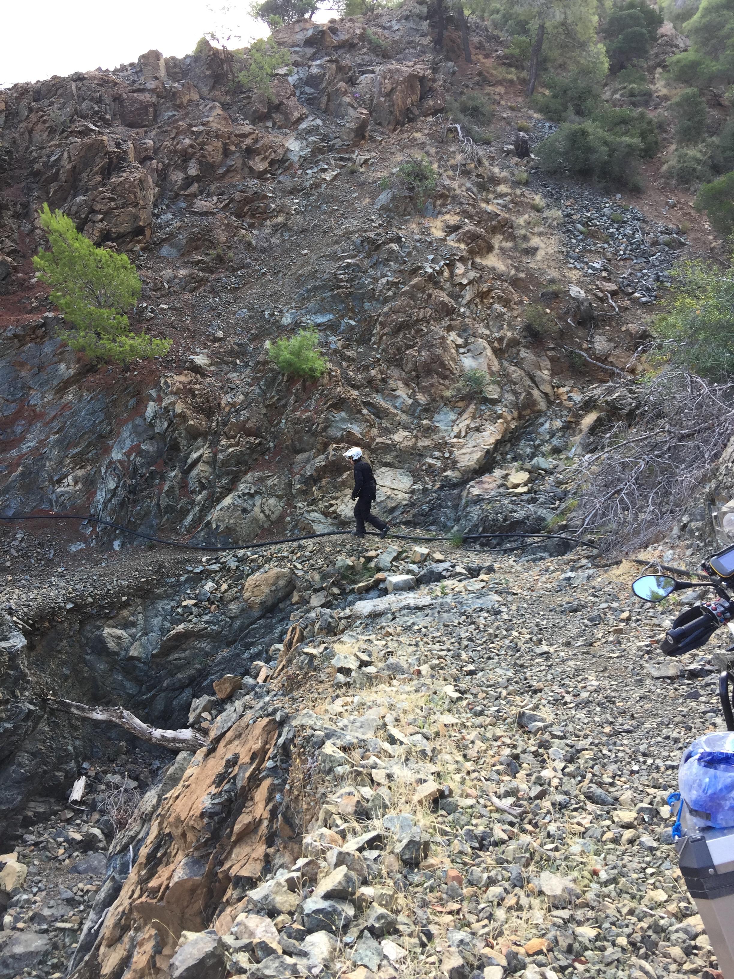 Grèce - Destination Météores par trail rando 161003041016967640