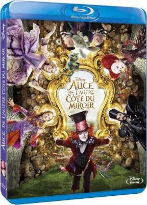 Alice de l'autre côté du miroir BLURAY 1080p TRUEFRENCH