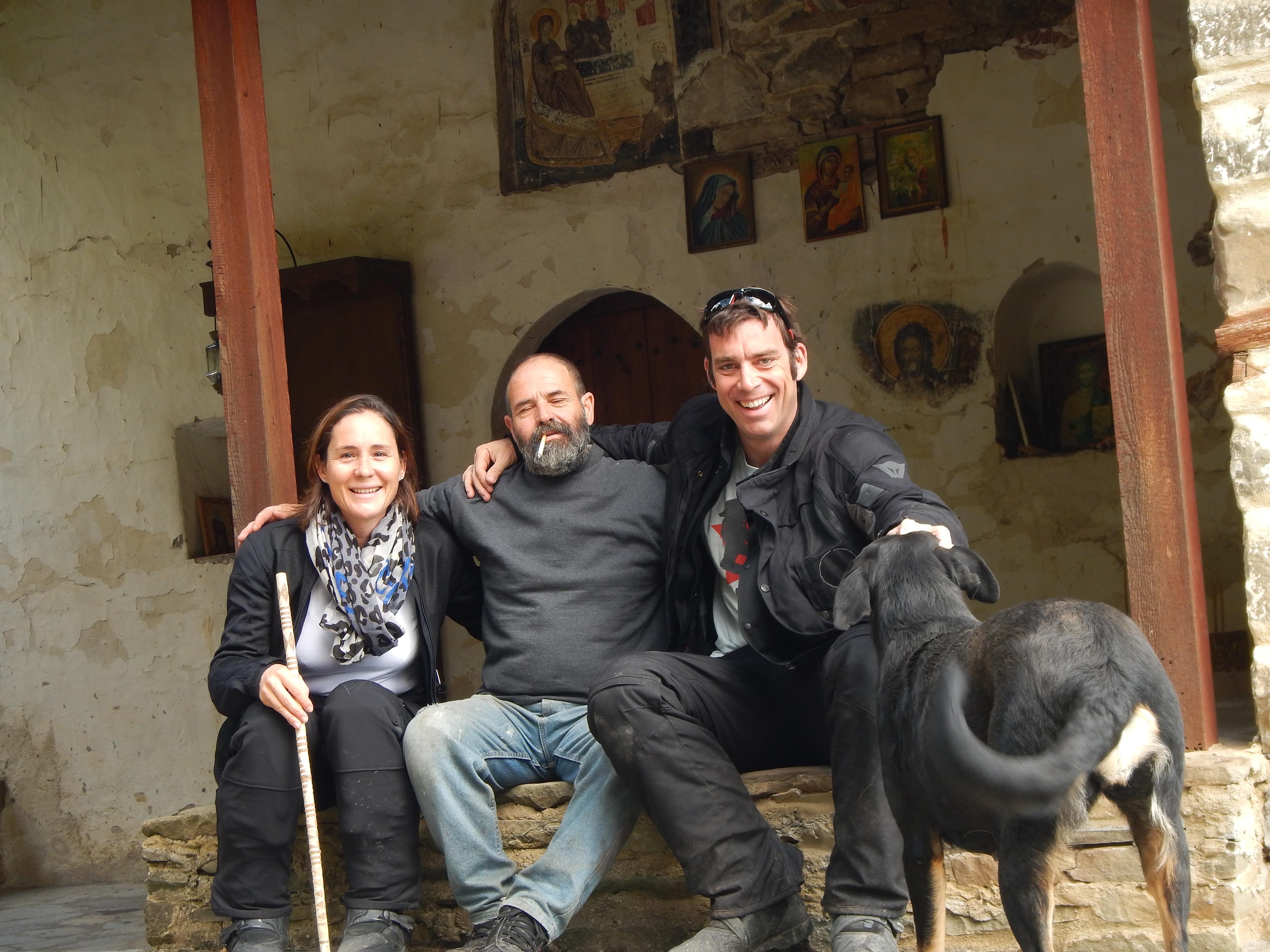 Grèce - Destination Météores par trail rando 161003072308817818
