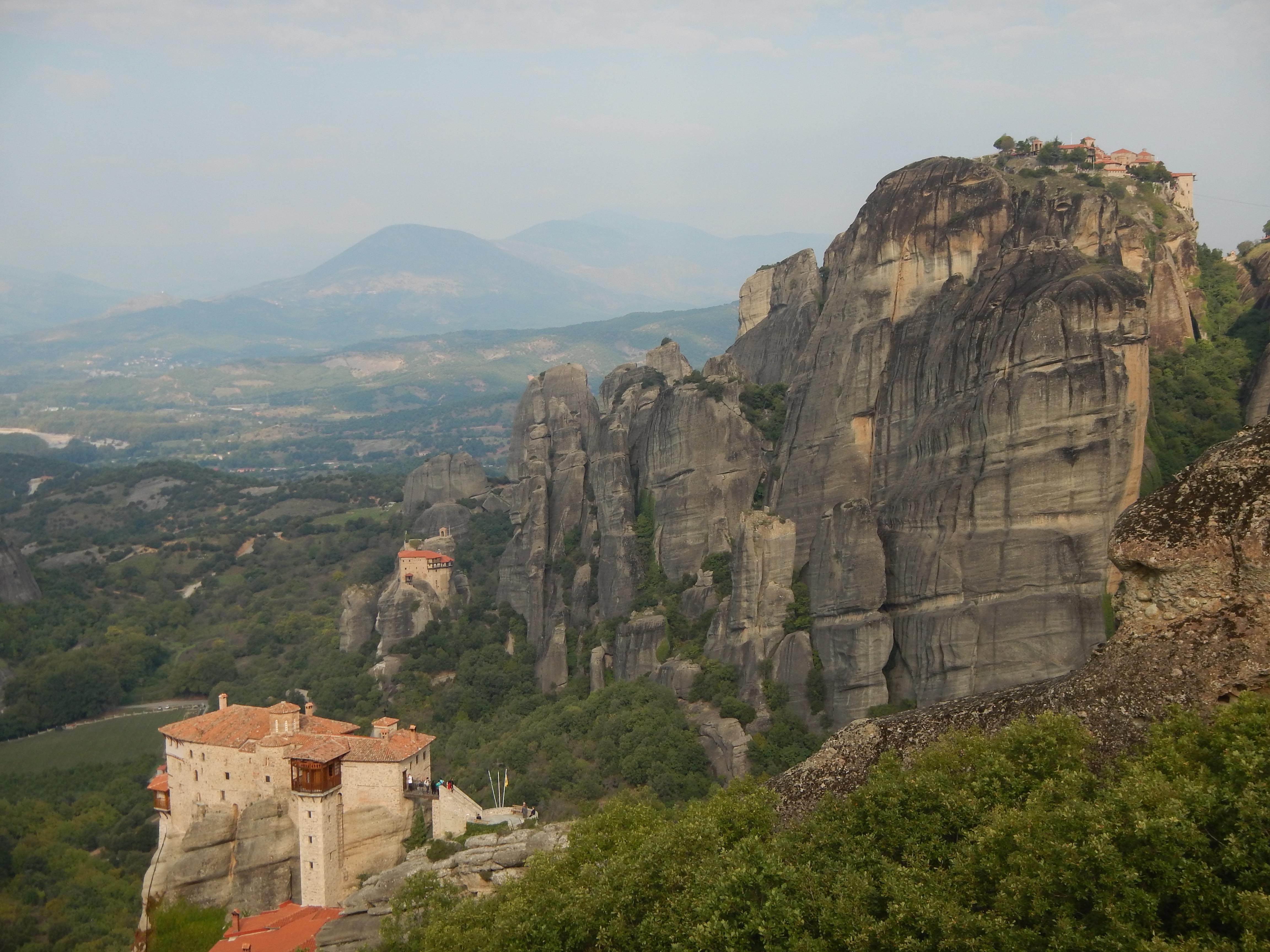 Grèce - Destination Météores par trail rando 161003072311253359