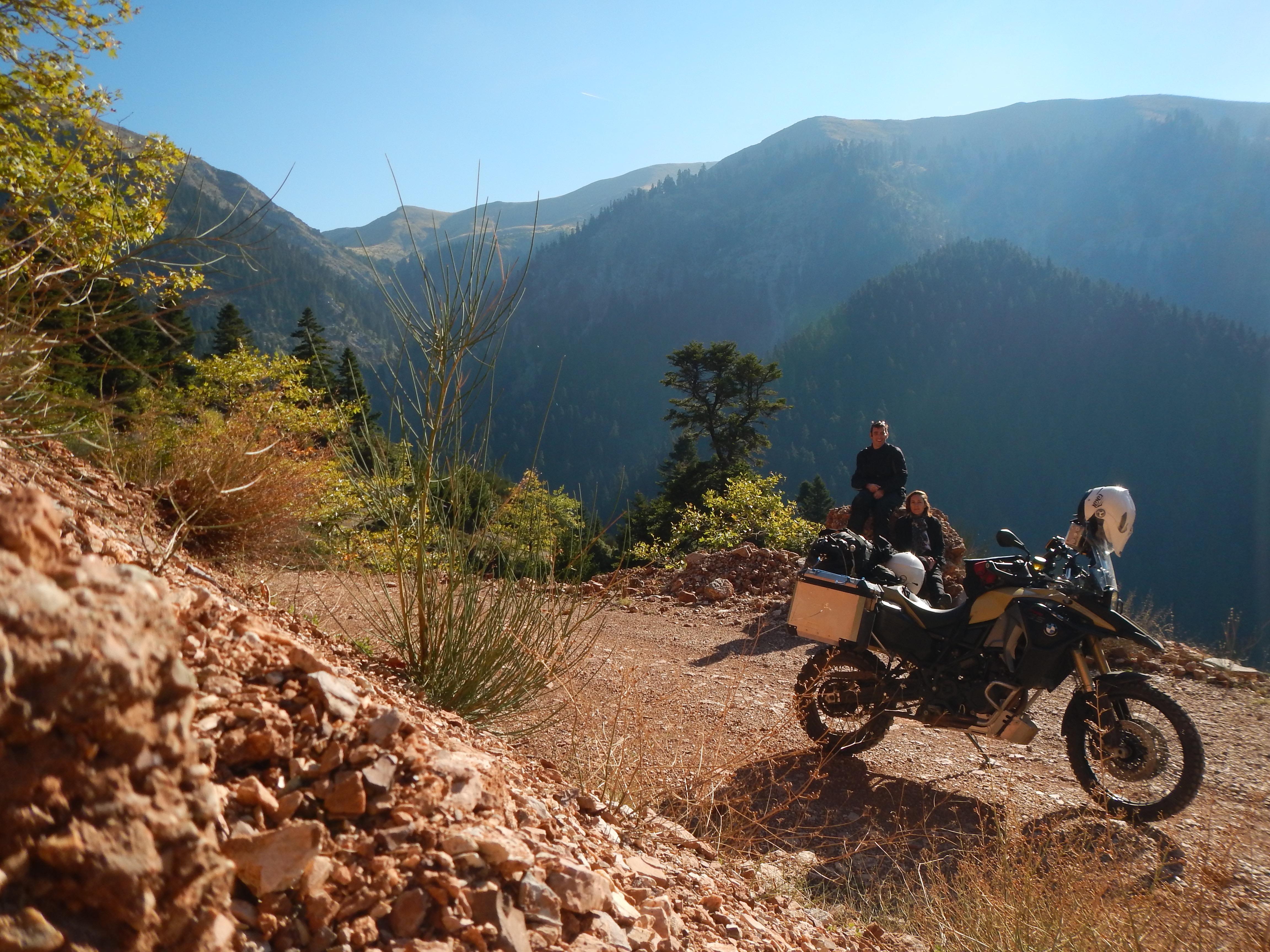 Grèce - Destination Météores par trail rando 161003072349198685