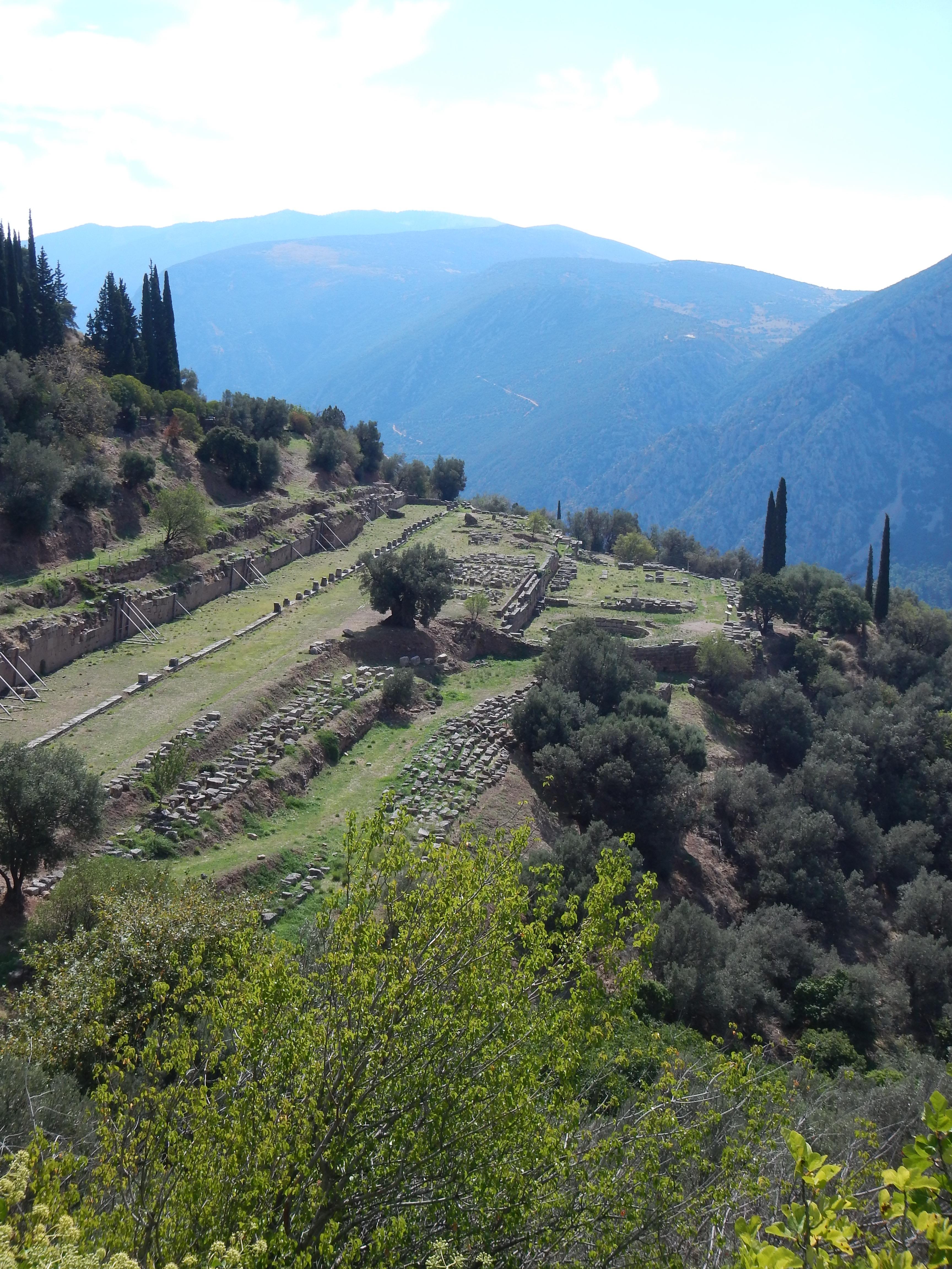 Grèce - Destination Météores par trail rando 161003092402630286