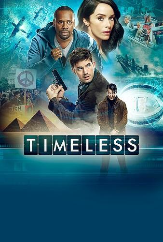 SEZON 1 Timeless {Sezon 01} (2016)