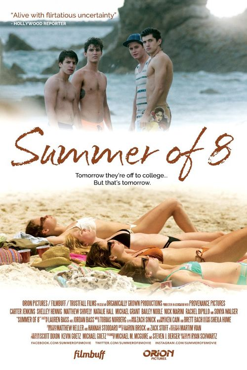 夏日狂歡 Summer of 8