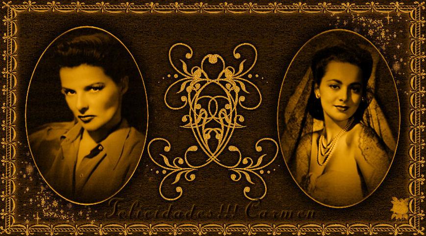Olivia y Katharine