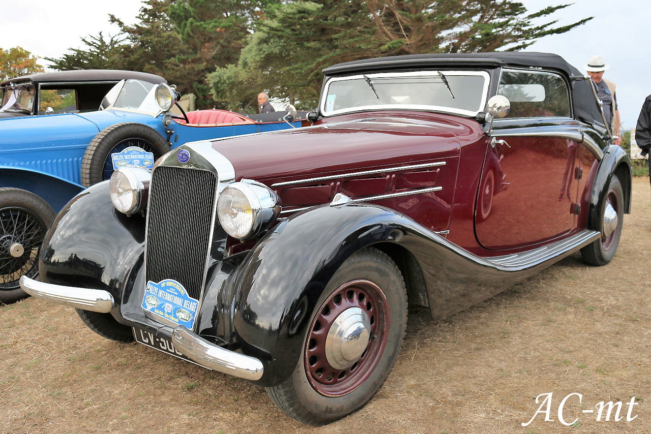 Rallye International Delage-Château du Nessay à Saint-Briac-sur-Mer  - Page 2 161006043341712615