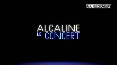 Alcaline le concert Gerald de Palmas