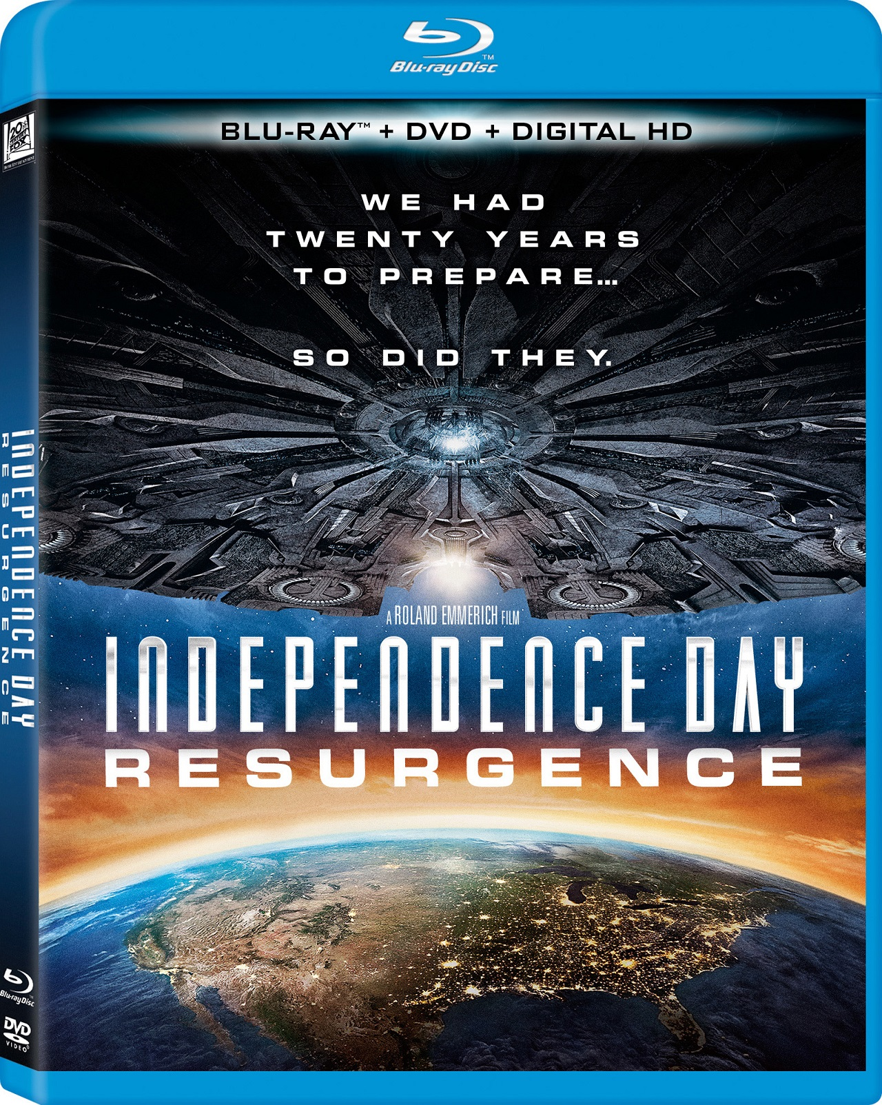 Independence Day: Resurgence (2016) poster image