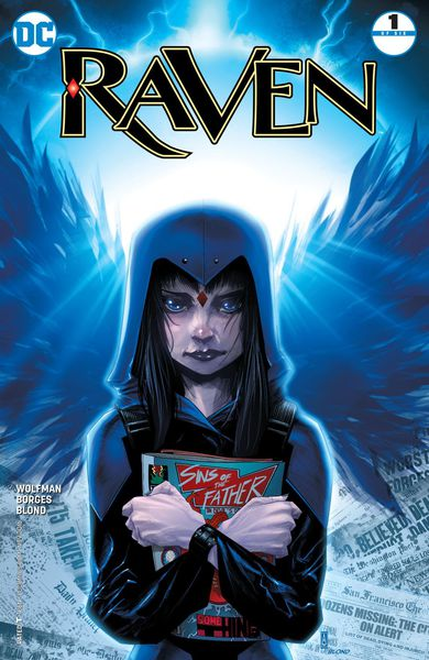 Raven 2016 Tome 1