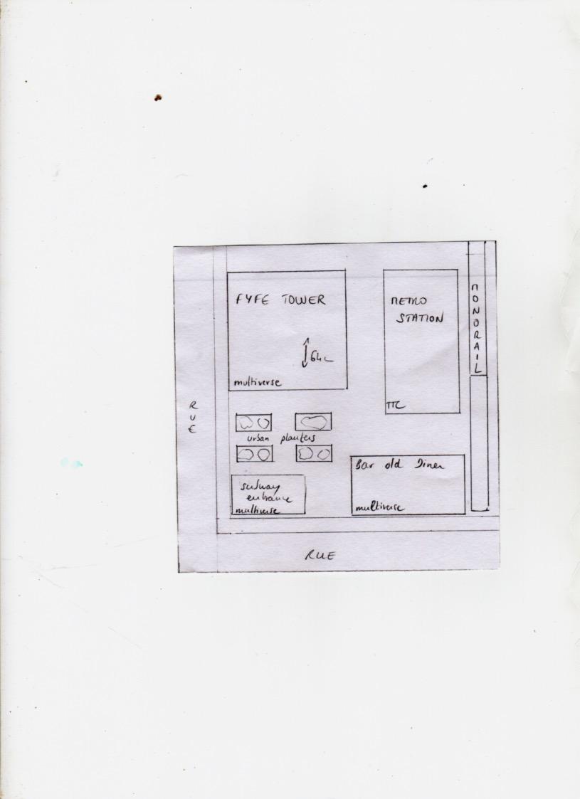 L'atelier de Lien : début de tables Gotham.. 161009113601453739