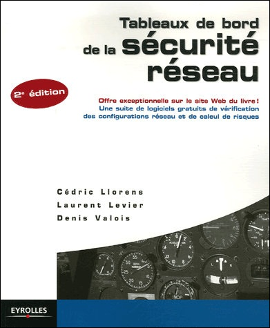Tableaux de bord de la sécurité réseau - 2e édition