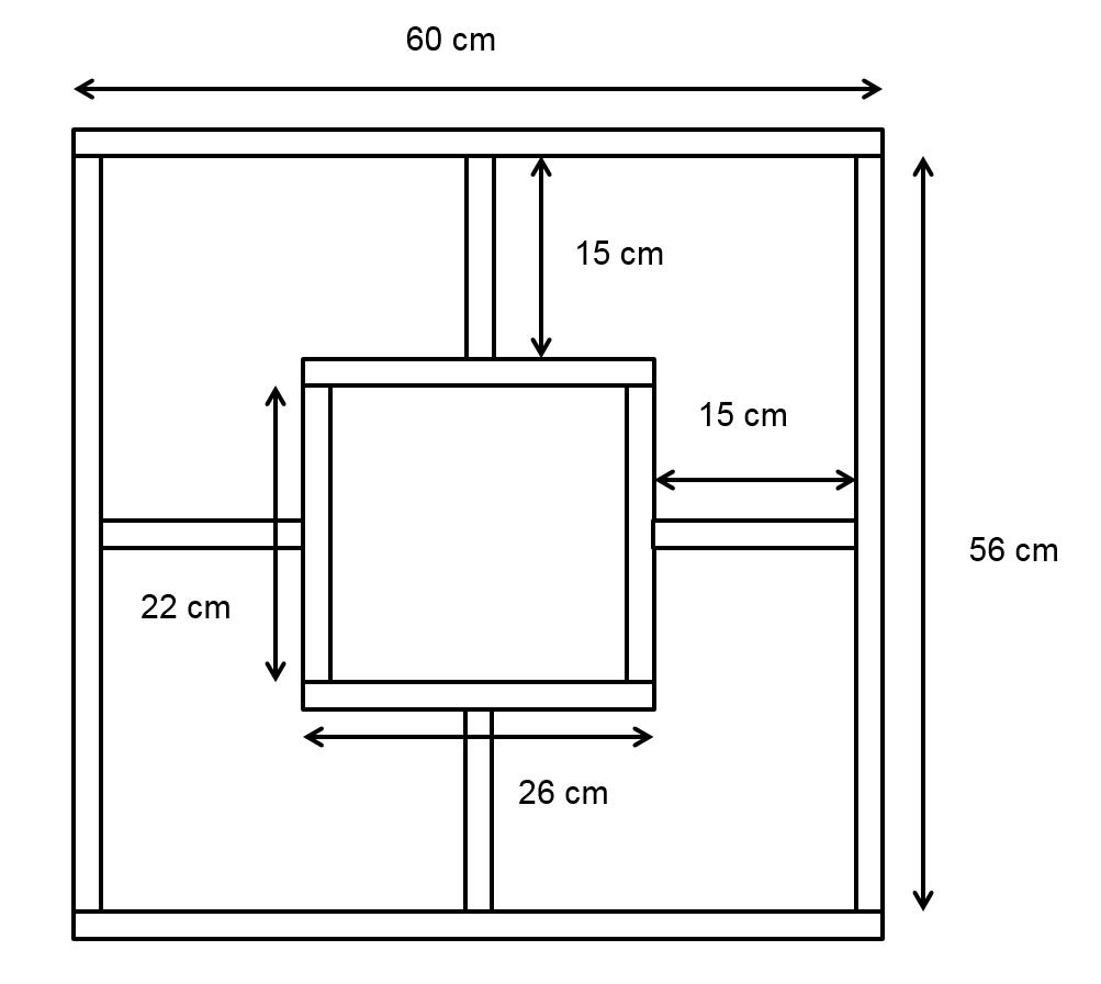 meuble suspendu fixation invisible ou presque copain. Black Bedroom Furniture Sets. Home Design Ideas