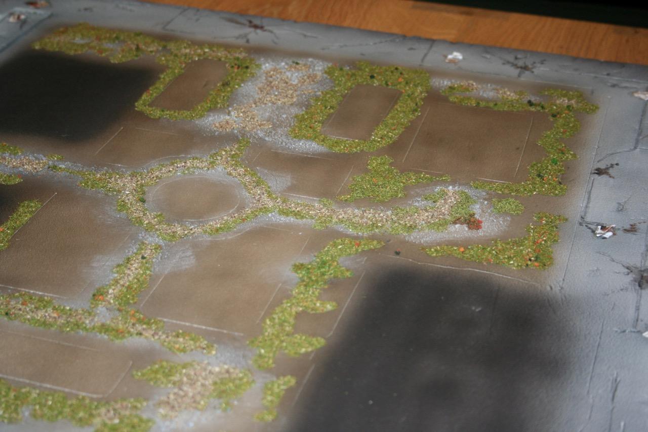 L'atelier de Lien : début de tables Gotham.. 161010121049150177