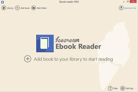 Icecream Ebook Reader Pro 4.26 + Crack