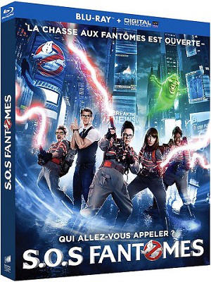 S.O.S. Fantômes 2016 french bluray 720p