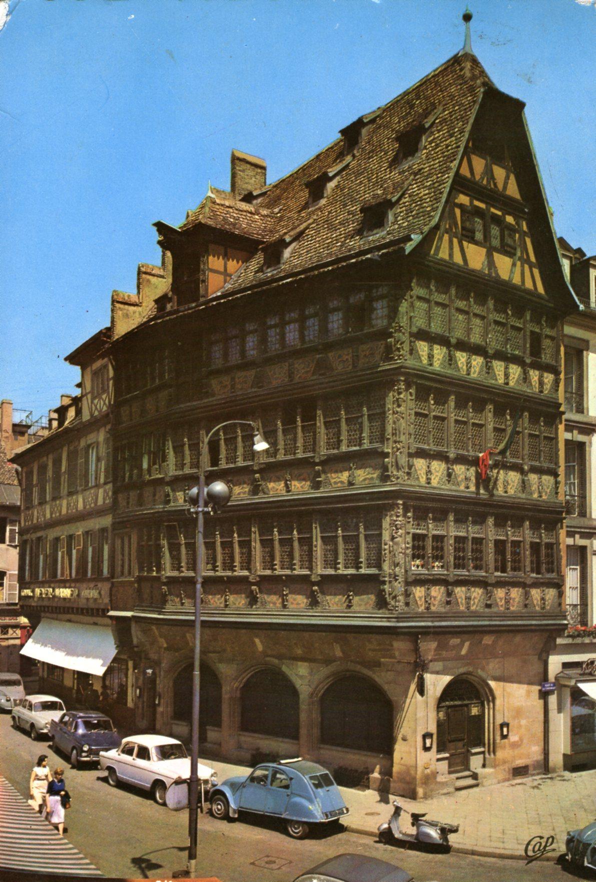 Strasbourg 2 CV010
