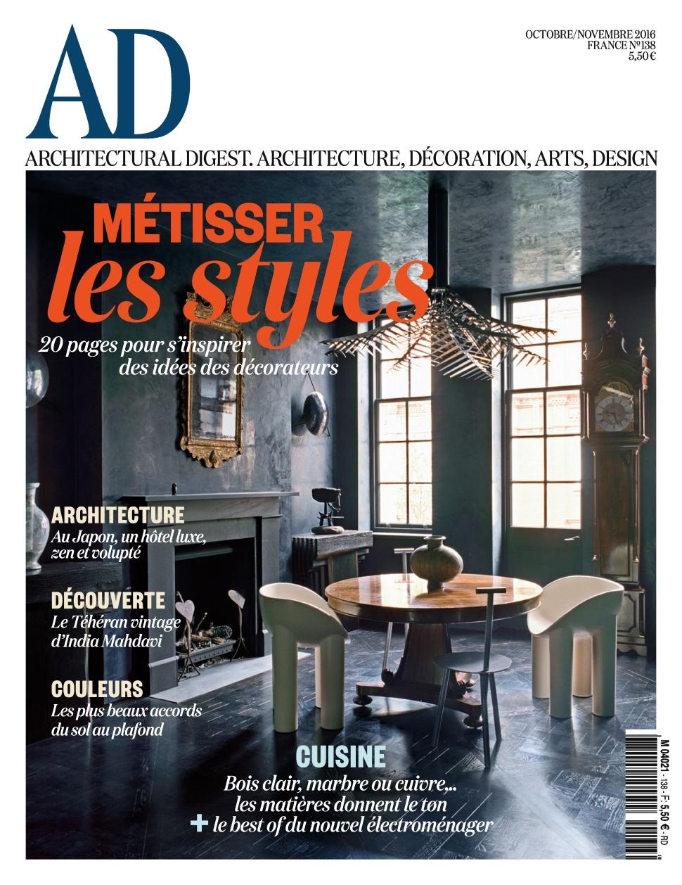AD France 138 - Octobre/Novembre 2016