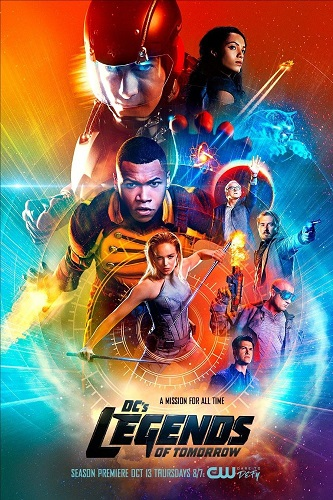 DC's Legends of Tomorrow {Sezon 02} (2016)