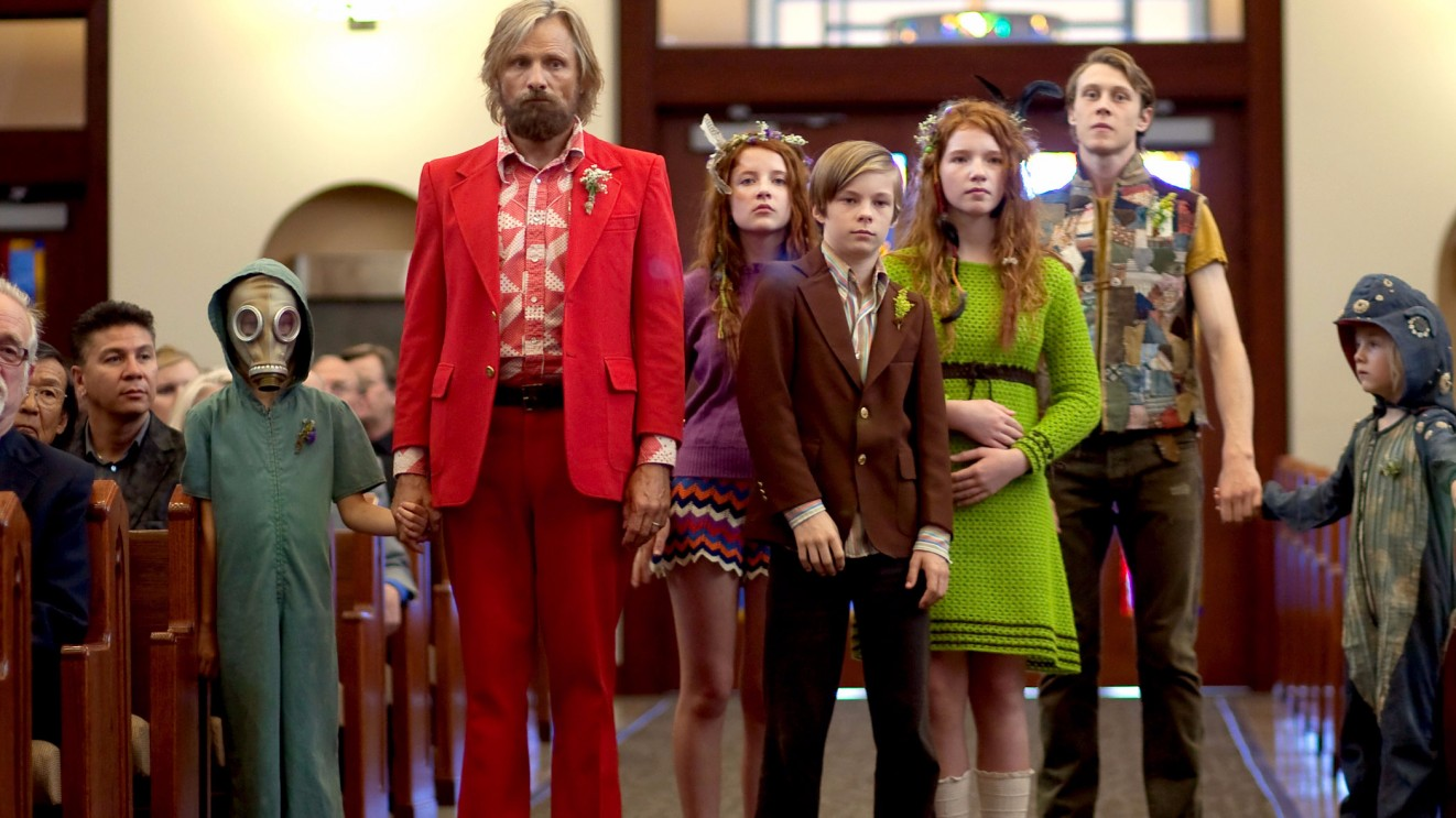 Captain Fantastic (2016) image