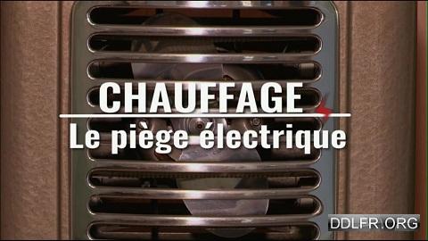 Chauffage le piège électrique