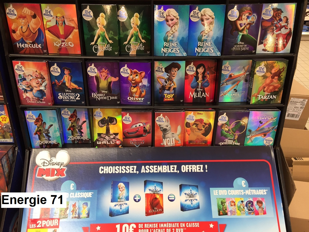 [Bons plans] DVD et Blu-ray Disney pas chers - Page 9 161017080147384316
