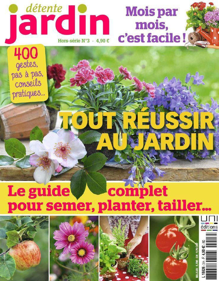 Détente Jardin Hors-Série N°3