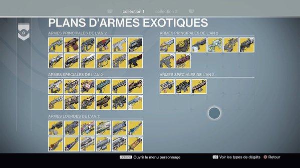 Armes Exotiques An 2-3