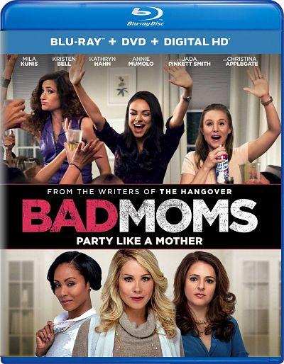 Bad Moms(2016) poster image
