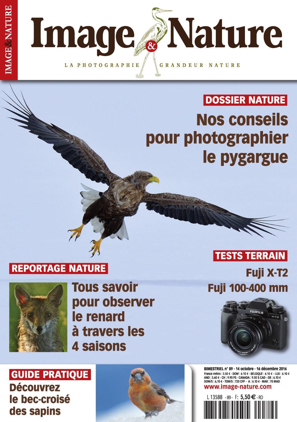 Image et Nature N°89 - Octobre/Novembre 2016