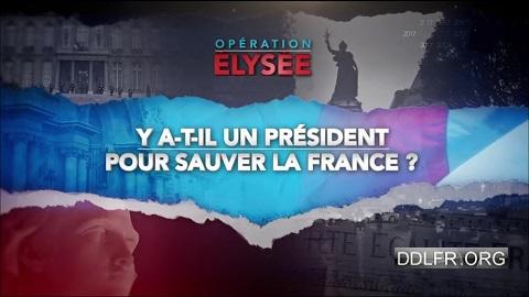 Opération Elysée Y a-t-il un président pour sauver la France