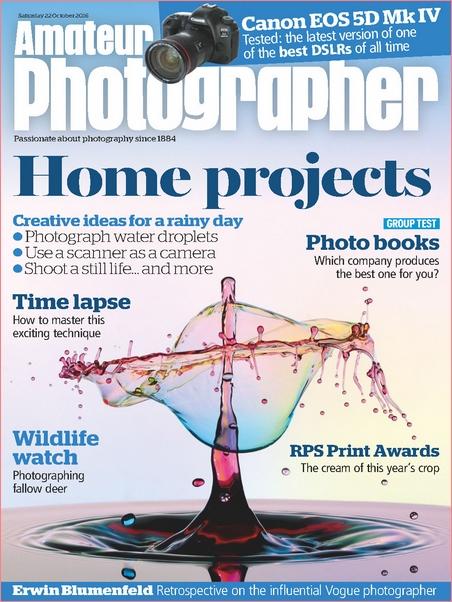 Amateur Photographer – 22 October 2016