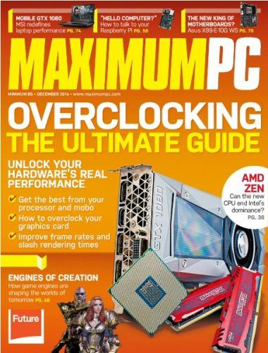Maximum PC – December 2016